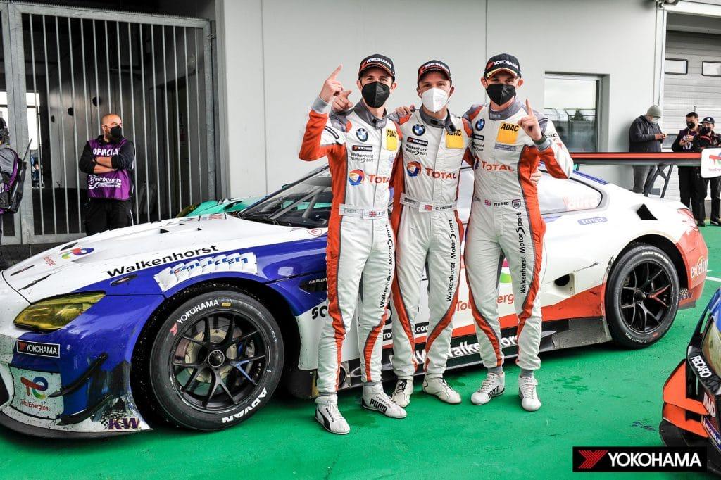 "Yokohama BMW NLS2 H Yokohama και η BMW ""σάρωσαν"" το Nurburgring BMW, Racing Team, YOKOHAMA, YOKOHAMA ADVAN"