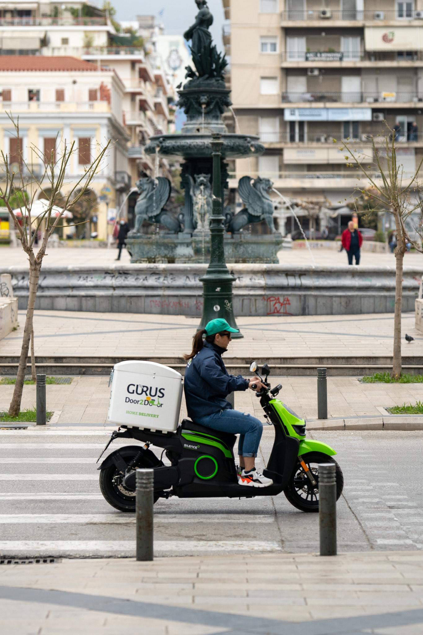 """image 6483441 4 Gurus Door2Door: Η startup απο την Πάτρα που κάνει """"πράσινες"""" τις μεταφορές Gurus Door2Door Delivery, startup, ειδήσεις, καινοτομία, Νέα"""