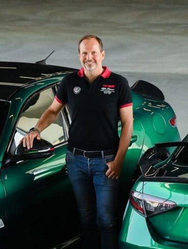 unnamed 2 O Cristiano Fiorio, υπεύθυνος για την Alfa Romeo στην Formula 1