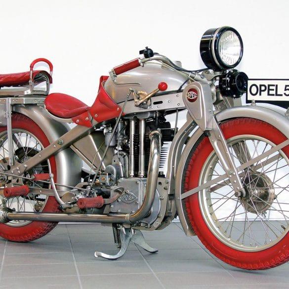 "07 Opel 79361 Όταν η Opel έφτιαχνε την ""καλύτερη μοτοσυκλέτα στον κόσμο"""