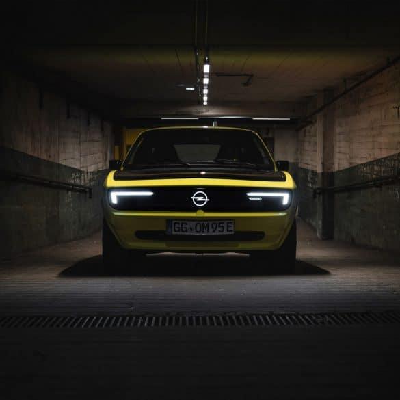 15 Opel Manta GSe ElektroMOD 516052 Πώς ένα Opel Manta του '70 μετατράπηκε στο πρωτότυπο Manta GSe ElektroMOD
