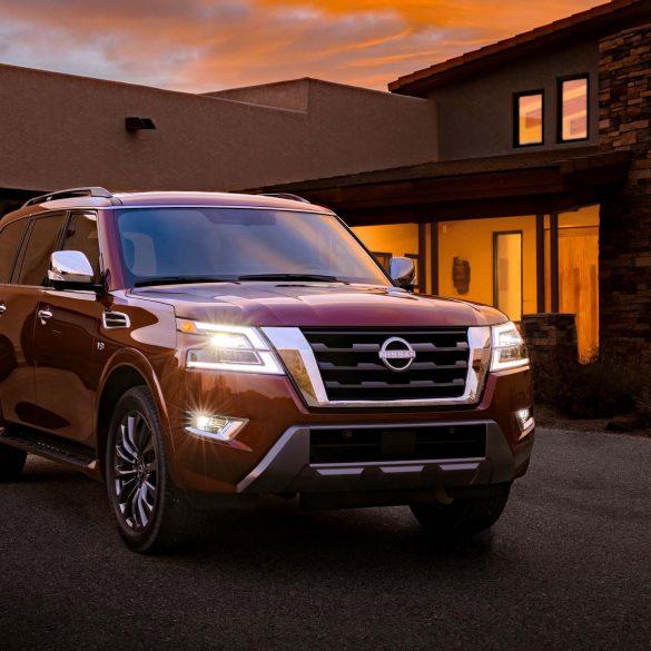 2021 Nissan Armada 19 Σαρώνουν τα βραβεία τα Nissan στην Αμερική