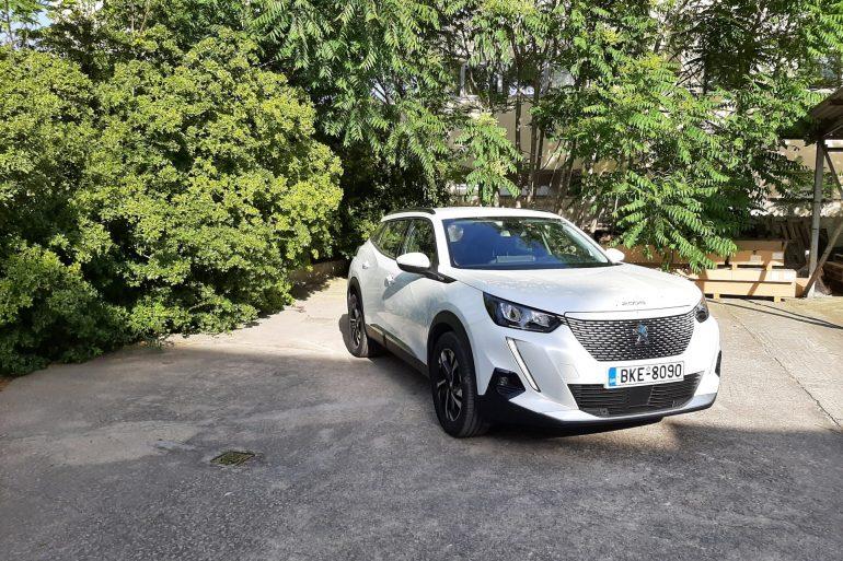 20210525 181253 1 Οδηγούμε το Peugeot e-2008 GT