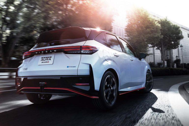 210817 01 009 VIDEO: Με έμπνευση από τη Formula-E το Nissan Note Aura NISMO