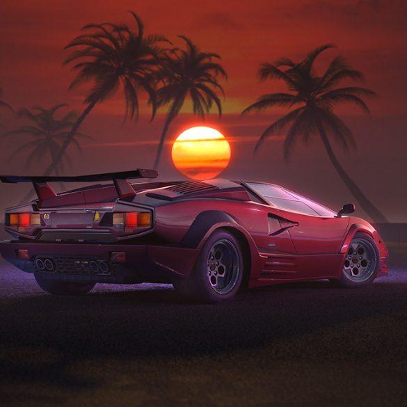 COUNTACHVASIKH Η Lamborghini ανακοίνωσε την επιστροφή της Countach!