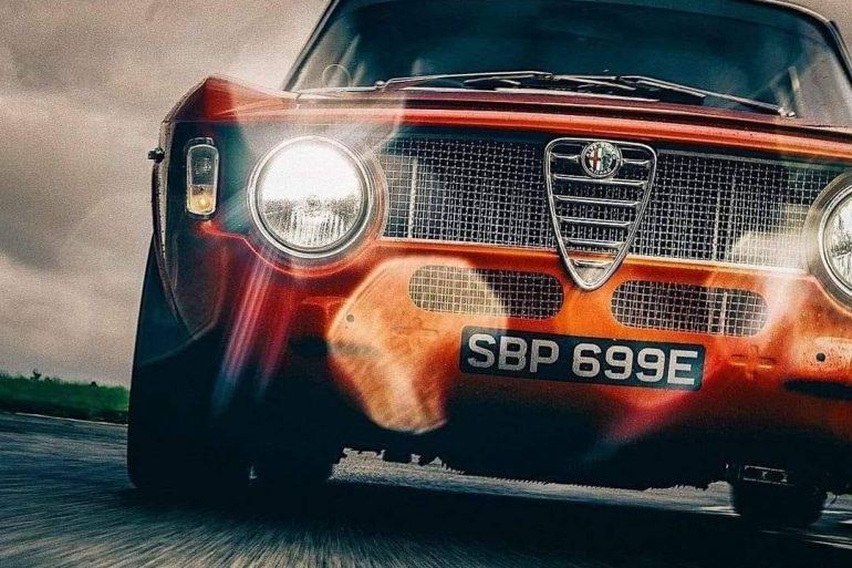"giulia1 Giulia GTA και GTAm: Τα πιο ""βαριά"" ονόματα της Alfa Romeo"