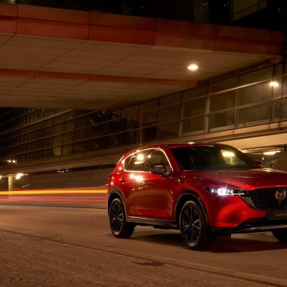 2022 CX 5 GERLHD C31 EXT Sport Η Mazda ανανεώνει το CX-5
