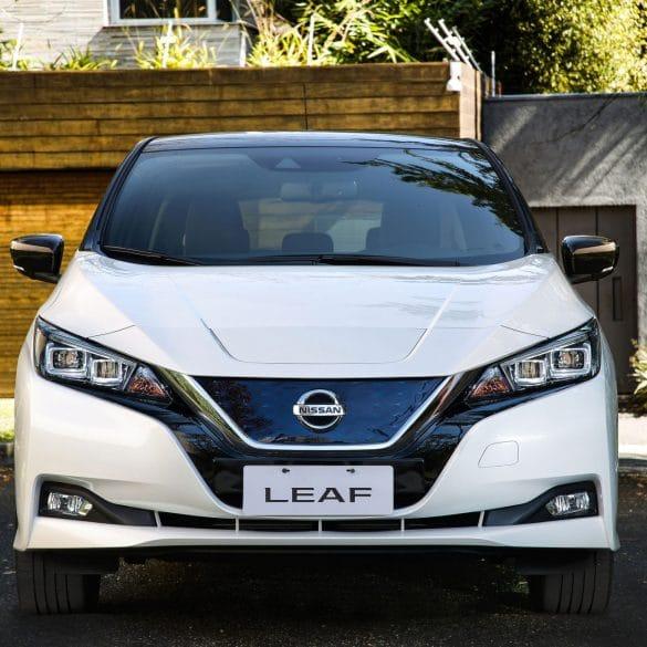 Nissan LEAF Το Nissan LEAF γοητεύει (και) τους Βραζιλιάνους