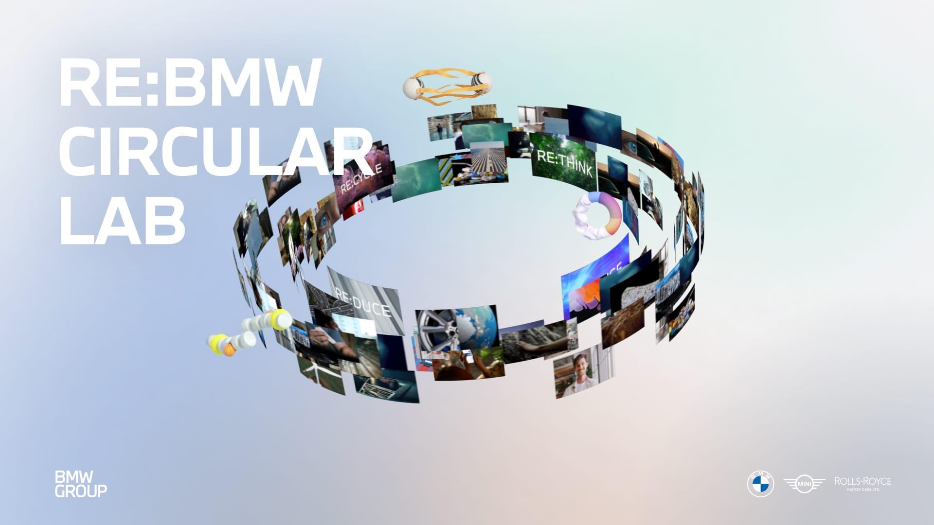 RE:BMW Circular Lab