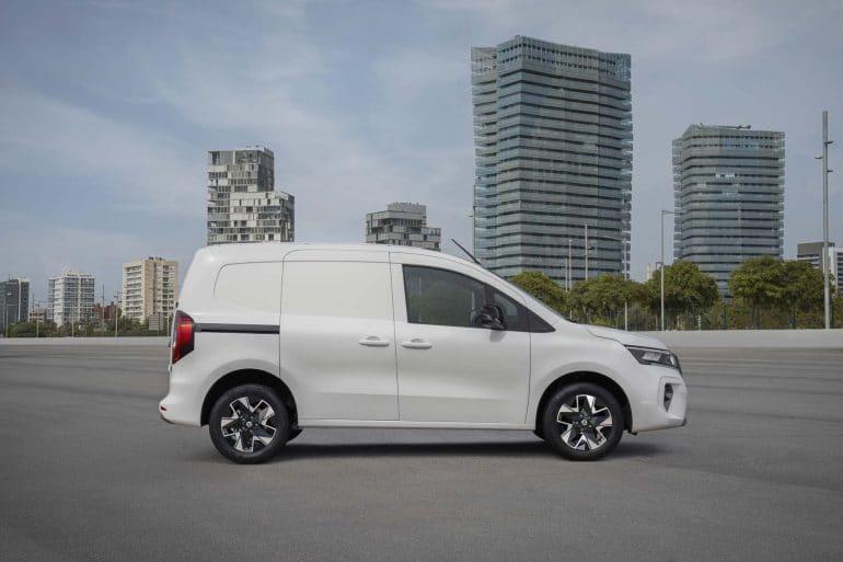 Townstar EV van static 02 Αυτό είναι το νέο ελαφρύ van της Nissan (video+ photos)