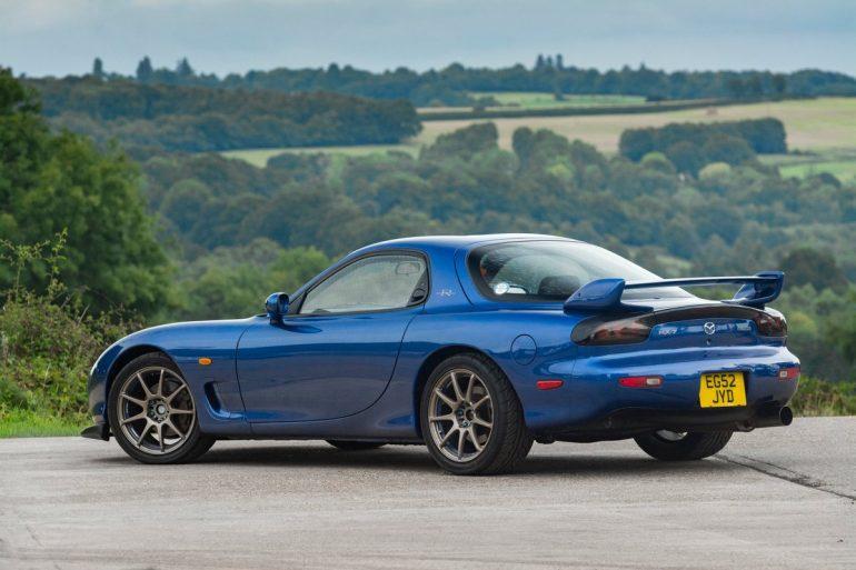 rx7 Η Mazda και η Bose κλείνουν 30 χρόνια συνεργασίας