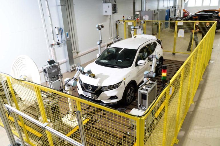 NISSAN 2021 NTC 23 Γιορτάζει τα 10 χρόνια του το κέντρο R&D της Nissan στη Ρωσία